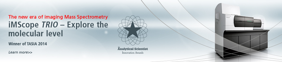 The Analytical Scientist Innovation Award 2014