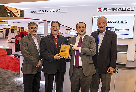 Shimadzu Nexera UC Recognized at Pittcon 2015 with Editors' Gold Award